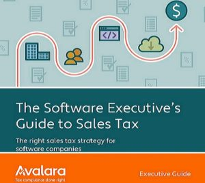 The Software Executive's Guide to Sales Tax